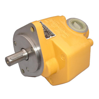 wheel loader gear pump-4