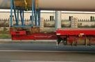 Extendable Boom Trailer (Non-steerable) mainly for 1.5MW wind blade 37.5m long