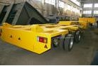 Hydraulic Steerable Extend Boom Trailer for 2.0MW-3.0MW windmill blade 45m-55m long