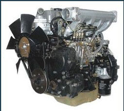 Power generating engine