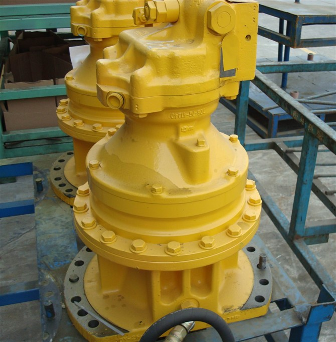rotary reducer assy