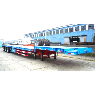 blade trailer / telescopic trailer