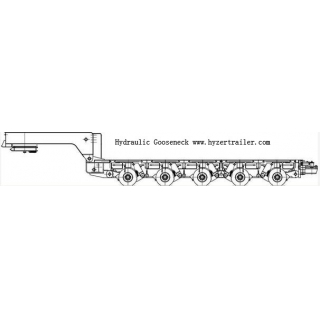 Combination Accessories - Hydraulic Gooseneck